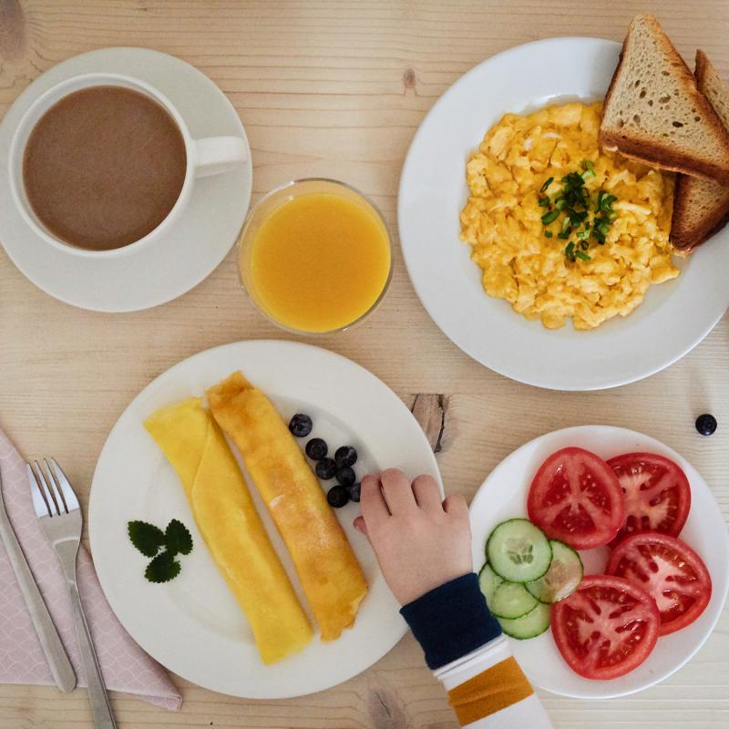 Śniadanie strona